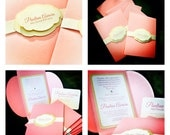 Bridal Shower Invitations - Reserved for Kpapa