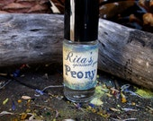 Rita's Peony Ritual Oil - Shows You How to Blossom into Your Own Life - Hoodoo, Pagan, Witchcraft