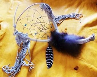 Deer Antler - Spirit Medicine - Dream Catcher