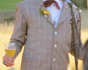 Dandy Great Gatsby suit
