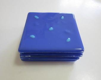 Coasters - Blue & Sky Blue