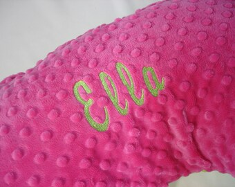 Personalized Boppy Pillow Cover Nursing Pillow in Brody Font
