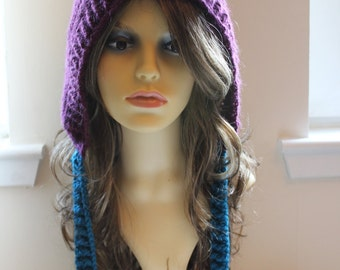 Pixie Hat Crochet Pattern - Size Teen to Adult - Permission to Sell Finished Product