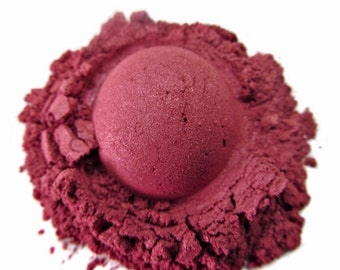 Clearance-Deep Pink Mineral Eye Shadow-Lovespell