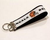 Cincinnati Bengals Wrist Keychain/Wrist Fob