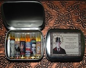 6 sample size Gothic Victorian Artisan Men's Fragrance Oils of your choice