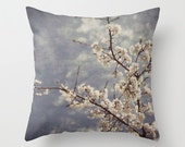 5 Unique SPRING COLLECTION  Throw Pillow Cases, Cushion Covers, Custom Photo Pillows, Photography Pillow Covers 16x16, 18x18, 20x20
