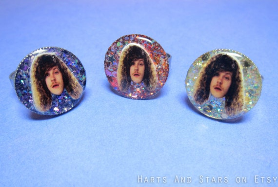 Blake Anderson Workaholics Glitter Ring