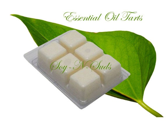 LEMON ESSENTIAL OIL // Wax Tarts // Soy Tarts // Candle Tarts // Melting Tarts // Scented Tarts