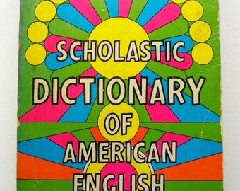 1966 Children's Dictionary