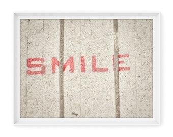Vancouver 5 (Smile) // Fine Art Giclée Print // Photography