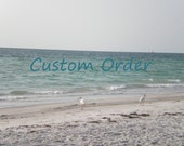 CUSTOM ORDER for SAMANTHA Seashell Crown
