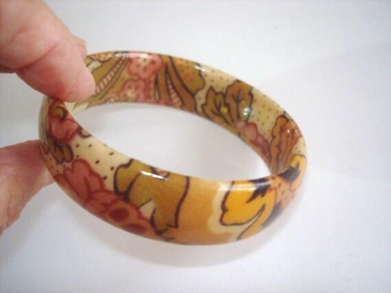 Vintage Jewelry Brandt Design Denmark Bangle Bracelet