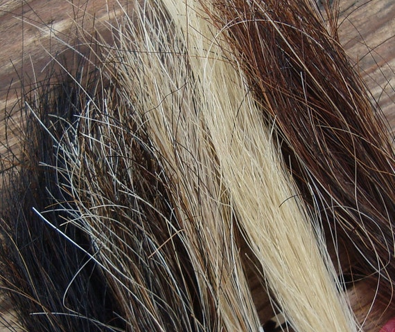 Horsehair for Crafting