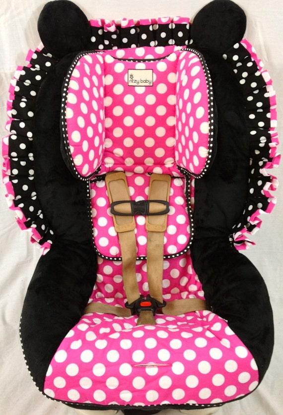 Custom Made Toddler Car Seat Covers