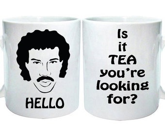 Lionel Ritchie - Hello is it tea you're looking for  UK Seller