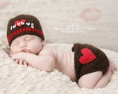 Baby Boy Valentines Day Outfits - Infants Valentines Clothes - Baby Valentine Outfits - Valentines day - Valentine outfit - ships in 1 day