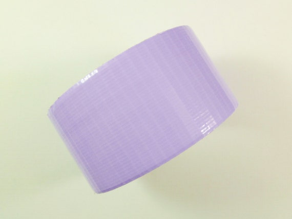 Pastel Purple Duct Tape One Roll Of Duck Brand Tape