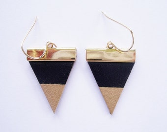 Gold dipped spears by odi