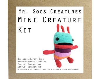 Mini Creature Kit - Effel