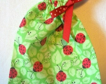 Ladybug Gift Bag