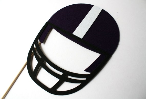 Football Party Photo Props Football Helmet Party Props