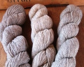 Mill Spun Farm Raised Shetland Wool Yarn