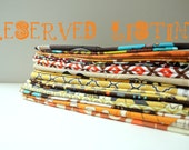 Reserved listing for Babes 'n Beads -taza stripes