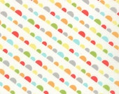 Happy Go Lucky by Bonnie and Camille for Moda Fabrics, Jump Multi 1/2 yard total