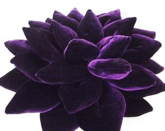 Modern Lotus Pillow : Lotus meditation cushion Etsy
