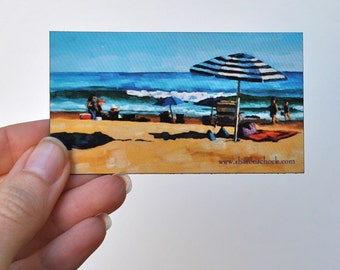 Art Magnets - Set of 2 - Best of the Coastlines