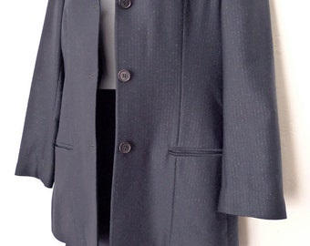 SALE VIntage HELMUT LANG Vienna jacket and skirt