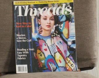 Threads Magazine 57 from March 1995