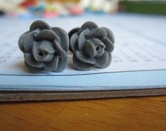 Plugs - Gauges - Gray Rose