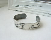 Dachshund Bracelet - Sterling Silver - Made to order