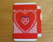 Vintage Valentine's Boxes