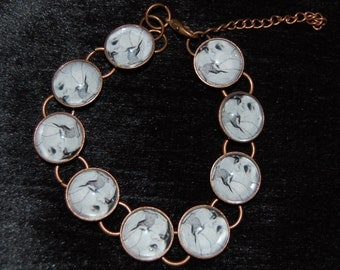 Original Photography Creepy Baby Doll Bracelet