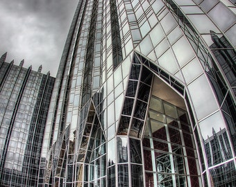 PPG Place Pittsburgh PA Fine Art  Print- ... Print