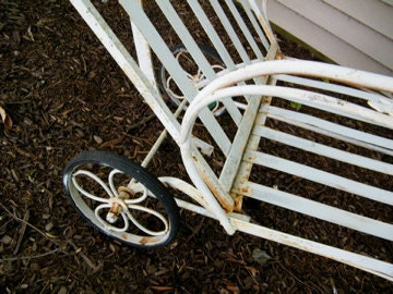 Reserved For Janie Garden Furniture Woodard Wrought Iron