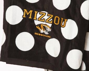 Mizzou Beach towel