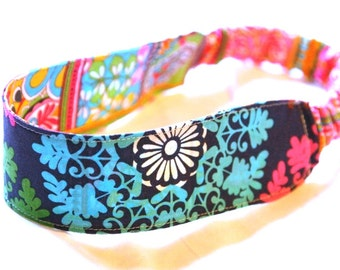 Fabric Headbands, adult  or child headband: Customize fabrics