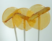 Champagne & Peaches - Bellini Lollipop - perfect gift - wedding shower - candy table