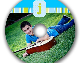 INSTANT DOWNLOAD -  Cd/DVD Label Photoshop template - 0530