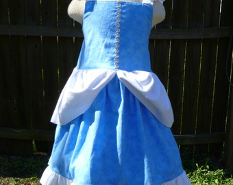 Cinderella Dress sizes 2-8