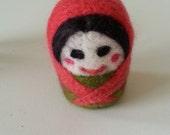 OOAK Babushka Doll
