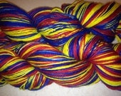 2 Skeins of Primary Race Special Order for Knitterdmb