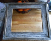 Maine Rustic Barn Wood Picture Frames Made for You!