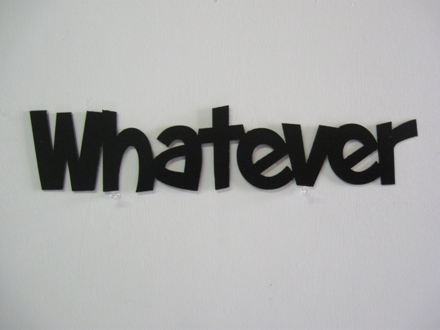Whatever metal sign wall decoration sign wall decor for I sign decoration