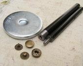 10mm,12mm SNAP button fastener setter tool VT2 ,VT5,,VT10