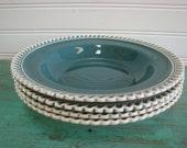 Reserve For Osamu Vintage Harker Pate Pate  Chesterton Corinthian Lg Soup 4
